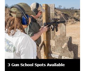 3 Gun School