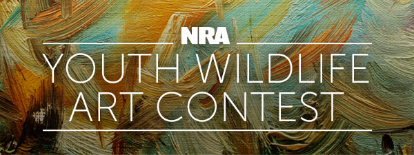 NRA Youth Wildlife Art Contest