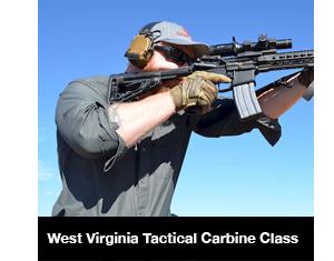 West Virginia Tactical Carbine Class