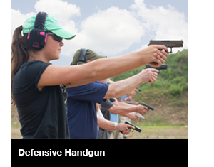 Defensive Handgun