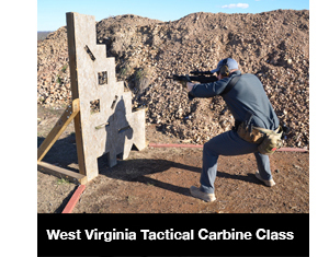 West Virginia Tactical Carbine Class