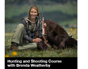 Hunting and Shooting Course with Brenda Weatherby