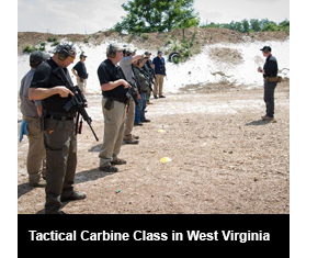 Tactical Carbine Class in West Virginia