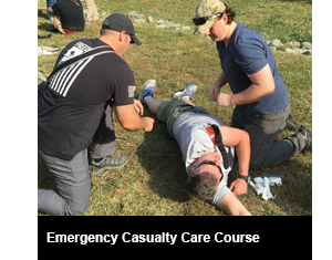 Emergency Casualty Care Course